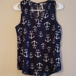 Anchor tunic